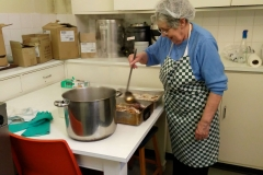 Kitchen volunteer 2- The Sunday Centre - 19-March-2017